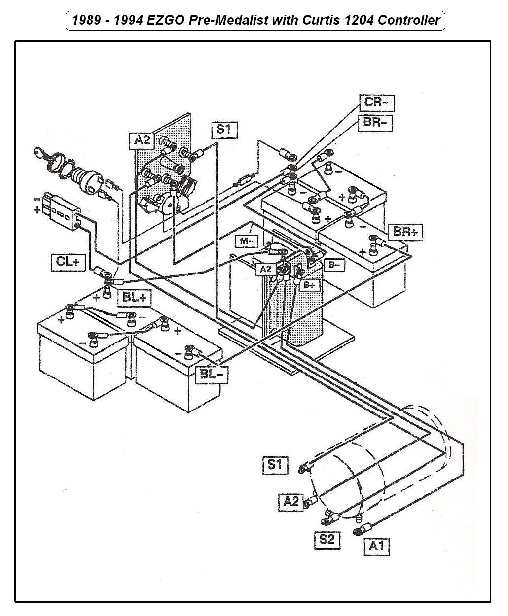 36 Volt Ez Go Golf Cart Wiring Diagram Gooddy Org Throughout In - Ez Go Golf Cart Wiring Diagram