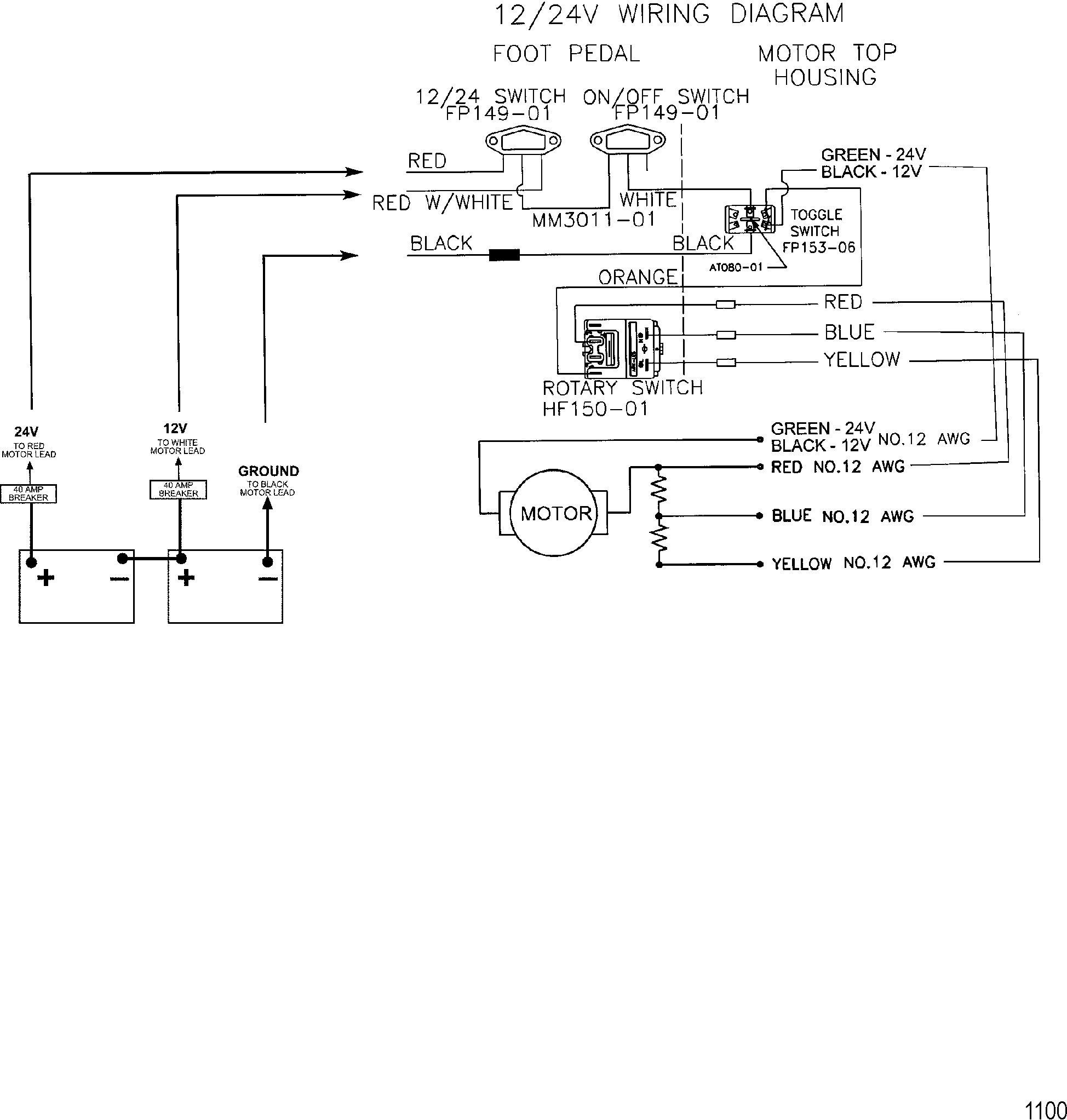 36 Volt Trolling Motor Wiring Diagram | Wiring Diagram - Motorguide Trolling Motor Wiring Diagram