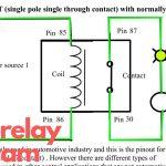 4 Pin Relay Diagram. 4 Pin Relay Wiring. 4 Pin Relay Animation. 4   4 Pin Wiring Diagram