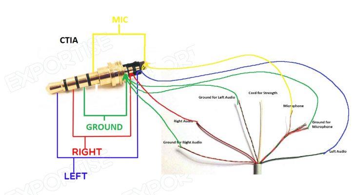 3.5 Mm Jack Wiring Diagram