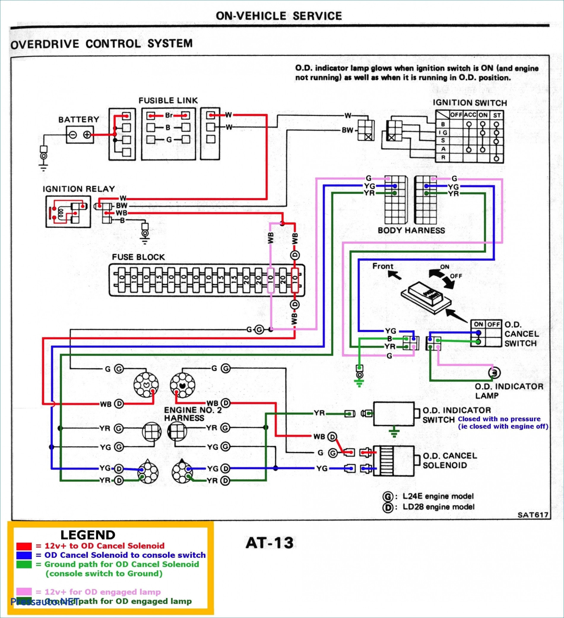 4 Prong Generator Plug Wiring Diagram Fresh 7 Prong Wiring Diagram - 4 Prong Generator Plug Wiring Diagram