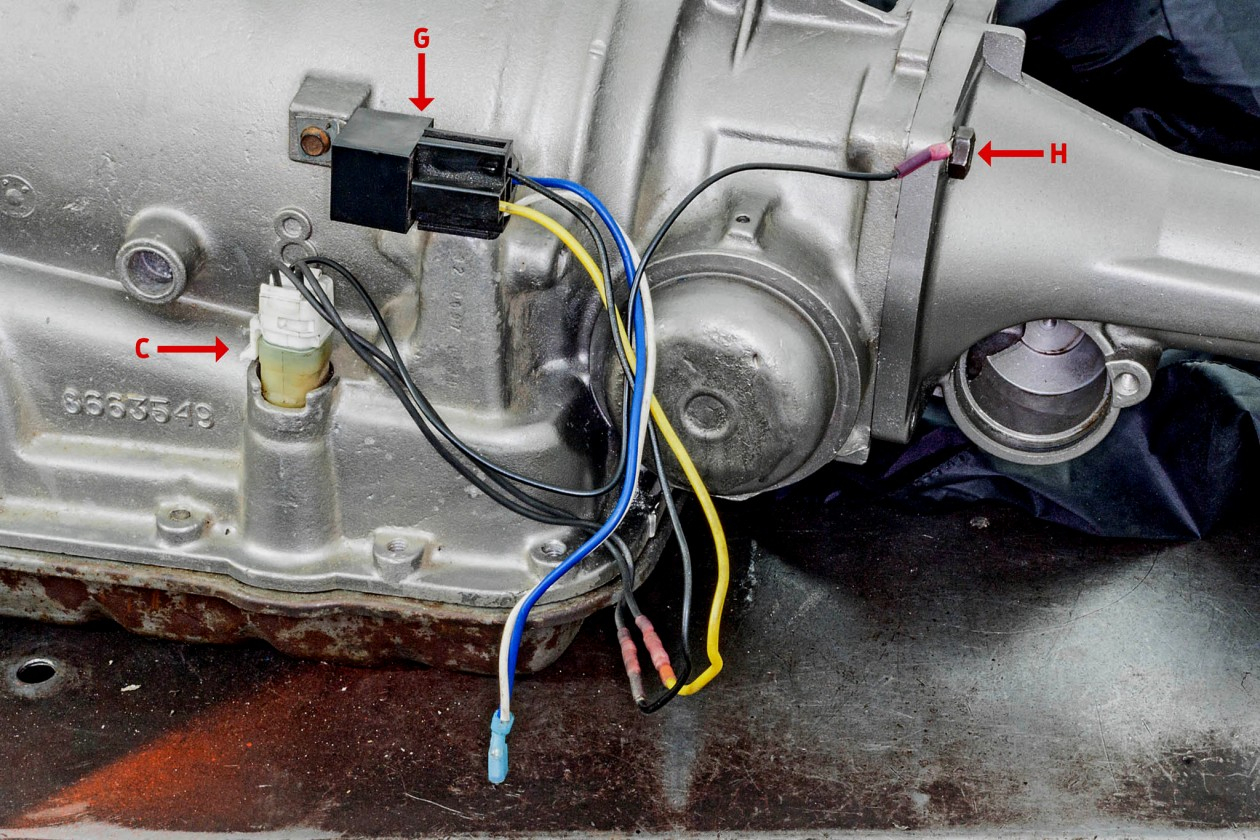 4L60 Lock Up Wiring Diagram - Wiring Diagram Description - 700R4 Torque Converter Lockup Wiring Diagram