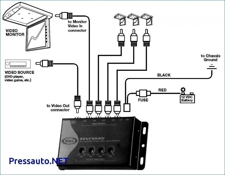 5 Channel Amp Wiring Diagram   Wiring Diagram - 6 Speakers 4 Channel Amp Wiring Diagram