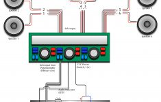 5 Channel Amp Wiring Diagram