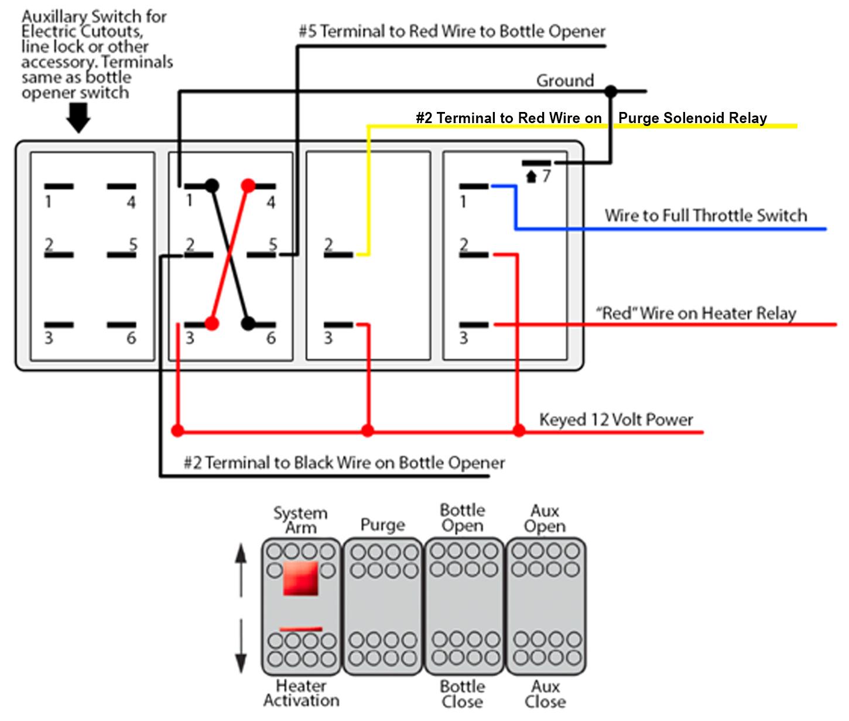 5 Pin Power Window Switch Wiring Diagram   Wiring Diagram - 5 Pin Power Window Switch Wiring Diagram