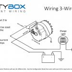 5 Wire Alternator Diagram   Wiring Diagram   Chevy 4 Wire Alternator Wiring Diagram
