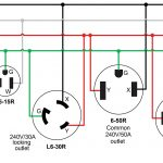 50 Amp Rv Receptacle Wiring Diagram | Wiring Diagram   50 Amp Rv Plug Wiring Diagram