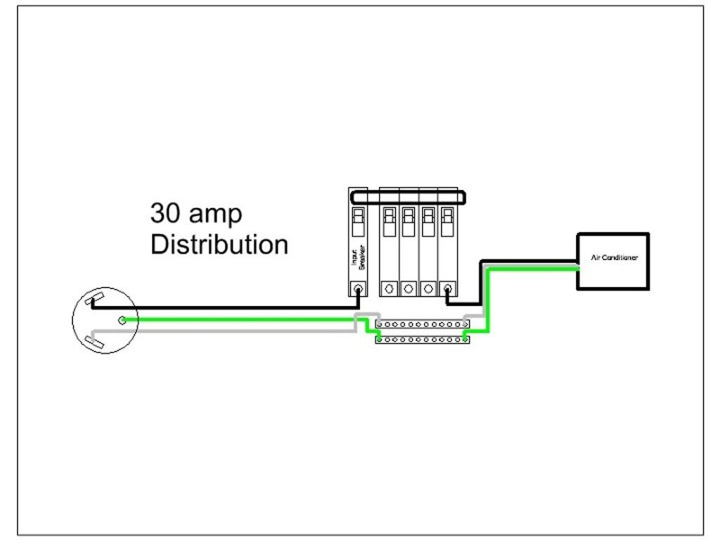 50 Amp To 30 Amp Wiring Diagram | Wiring Diagram - 50 Amp Rv Wiring Diagram