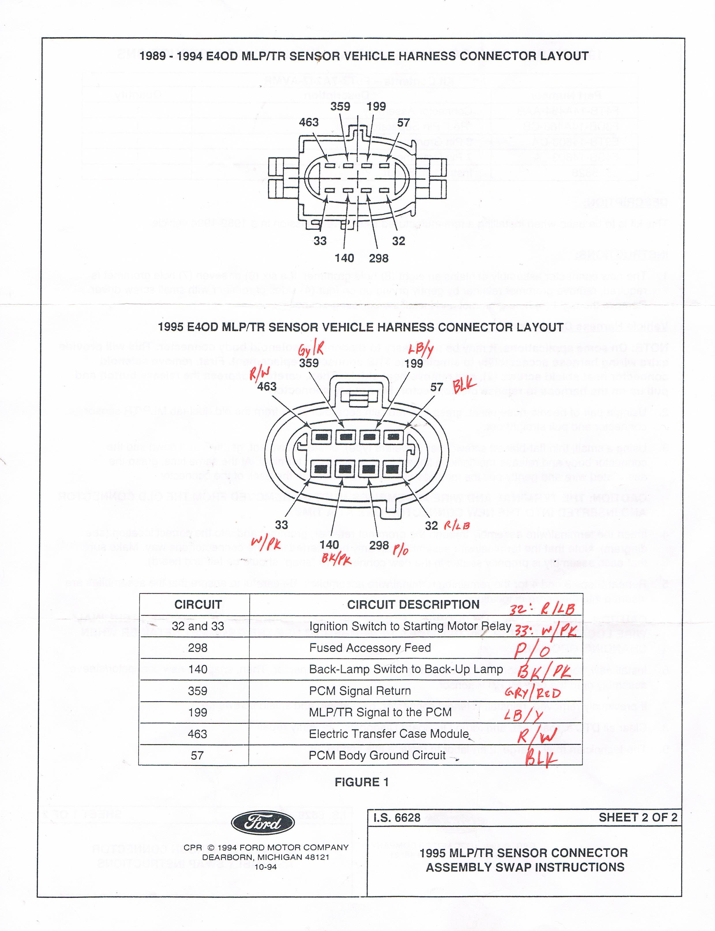 5R55W Wiring Diagram   Wiring Diagram - 4R70W Transmission Wiring Diagram