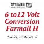 6 To 12 Volt On Farmall   Youtube   Farmall H Wiring Diagram
