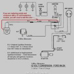 6 Volt To 12 Volt Conversion Wiring Diagram For Ford Tractor   6 Volt To 12 Volt Conversion Wiring Diagram