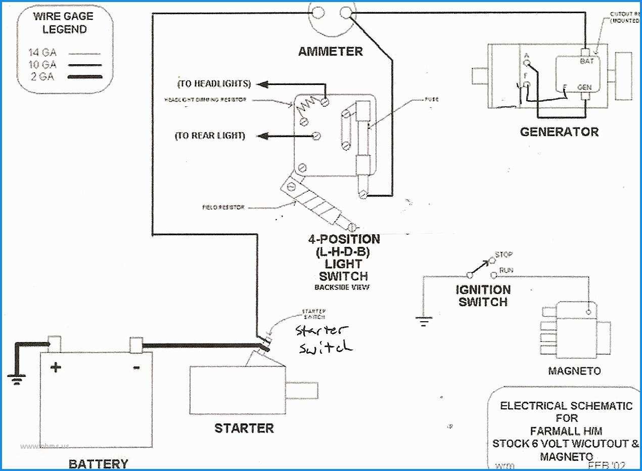 6 Volt Wiring Diagram | Wiring Library - 6 Volt To 12 Volt Conversion Wiring Diagram