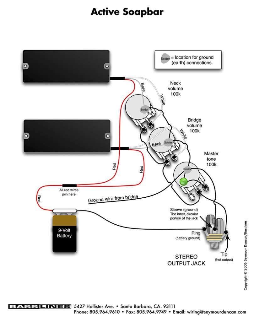 60 S Jazz Bass Wiring Diagram   Wiring Diagram - Fender Jazz Bass Wiring Diagram