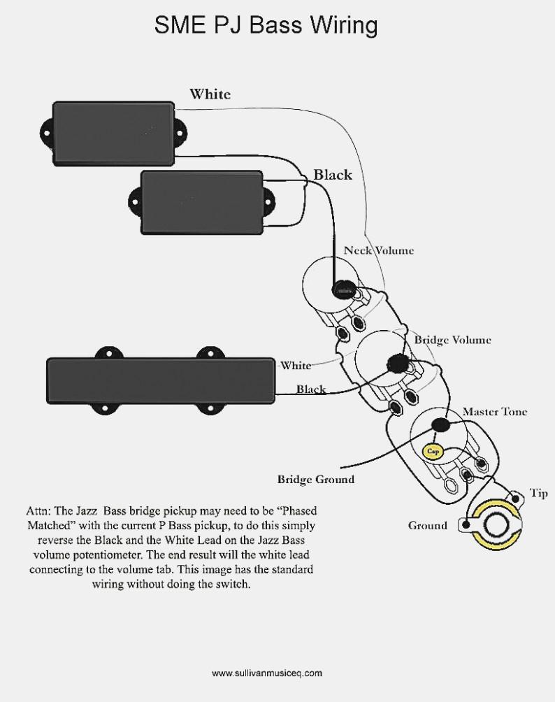 62 Jazz Bass Wiring Diagram | Wiring Diagram - P Bass Wiring Diagram
