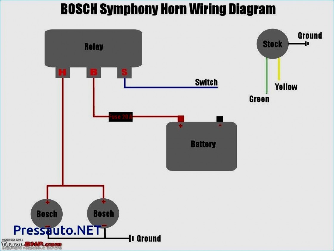 69 Camaro Horn Relay Wiring Diagram | Wiring Diagram - Relay Switch Wiring Diagram