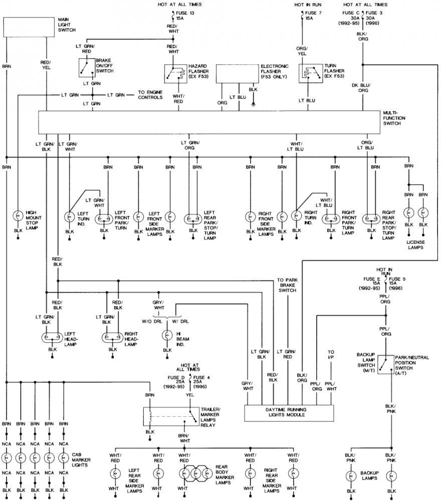 7 3 Idi Glow Plug Controller Wiring Diagram | Manual E-Books - 7.3 Glow Plug Relay Wiring Diagram
