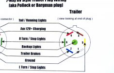 7 Blade Trailer Wiring Diagram – Wiring Diagrams Hubs – Utility Trailer Wiring Diagram