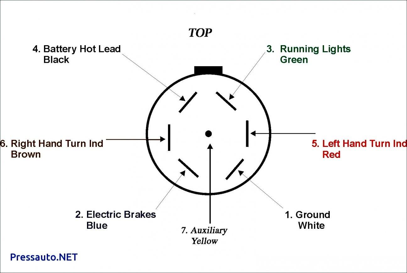 7 Spade Trailer Wiring Diagram   Wiring Diagram - Trailer Brake Wiring Diagram 7 Way