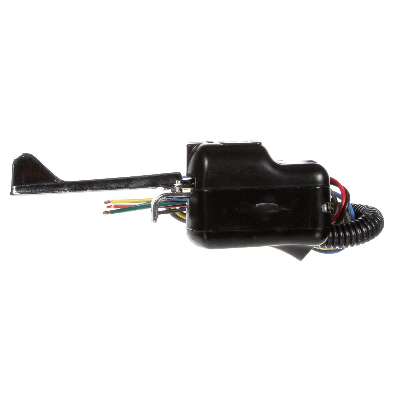 7 Wire Harness, Turn Signal Switch, Black Polycarbonate | Truck-Lite - Truck Lite 900 Wiring Diagram