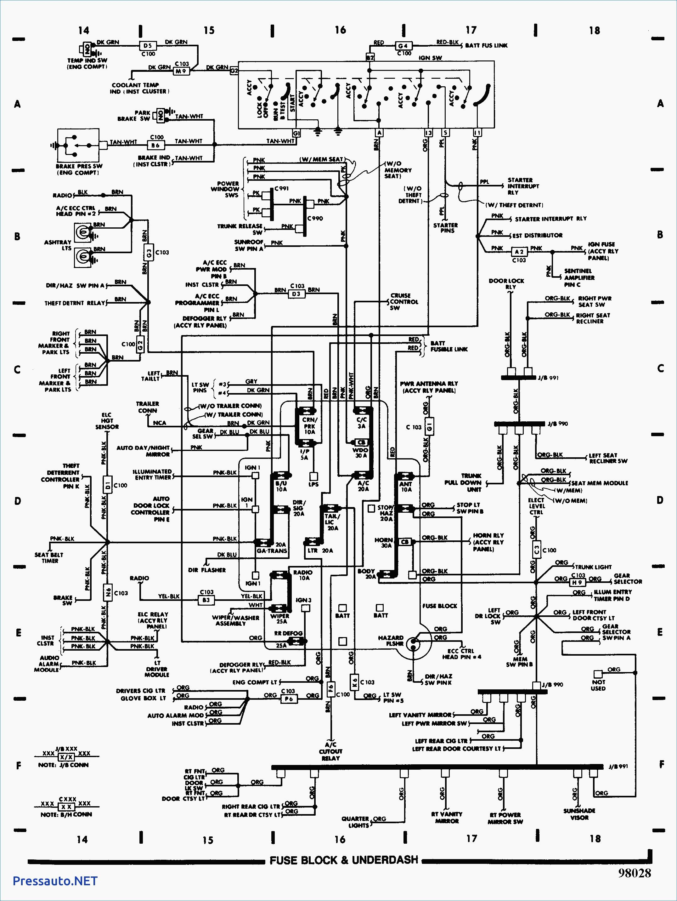 700R4 Wiring Diagram - Lorestan - 700R4 Wiring Diagram