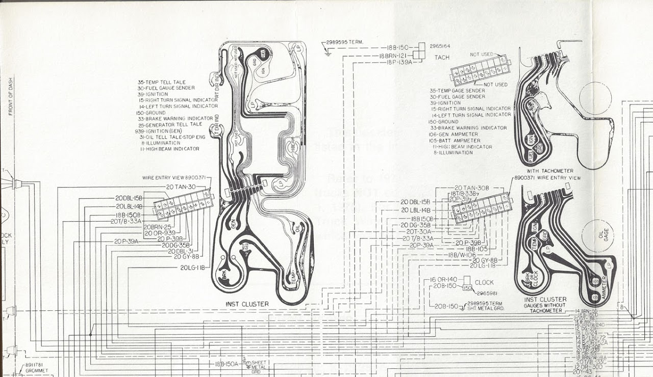 73-80 Fuel Gauge Problem!!!!! - The 1947 - Present Chevrolet & Gmc - Fuel Gauge Sending Unit Wiring Diagram
