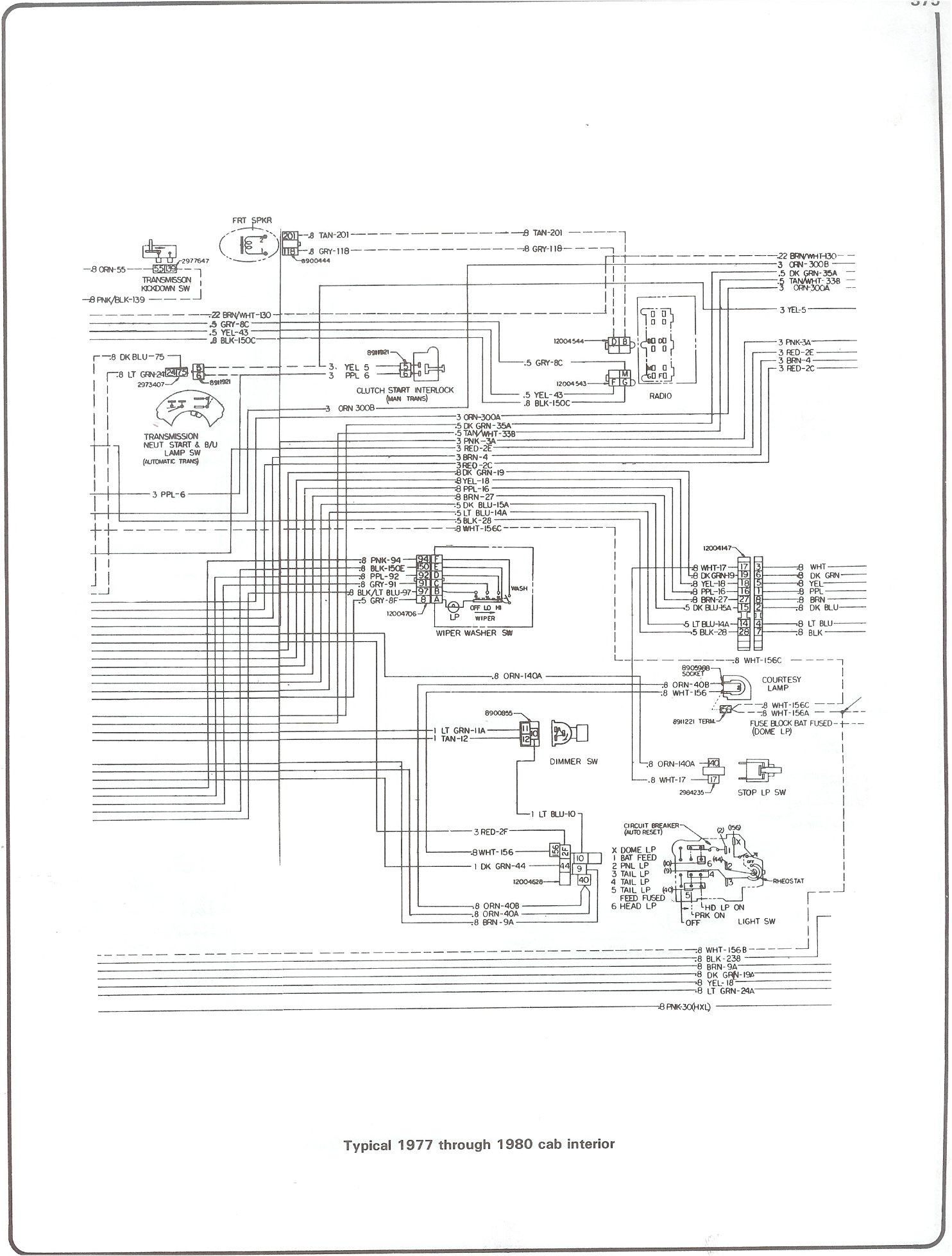 Fise Wiring Diagram 78 Chevy Truck