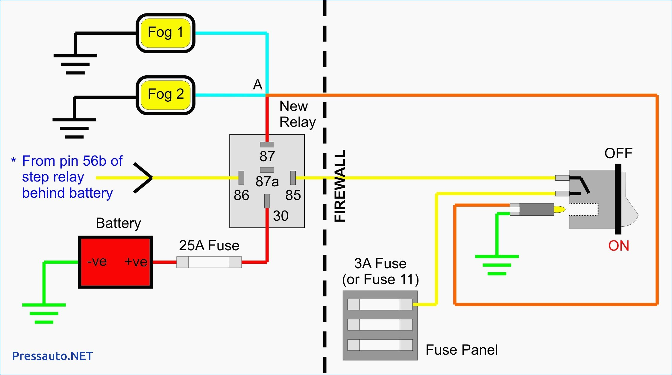 Ice Cube Relay Wiring Diagram | Wiring Diagram