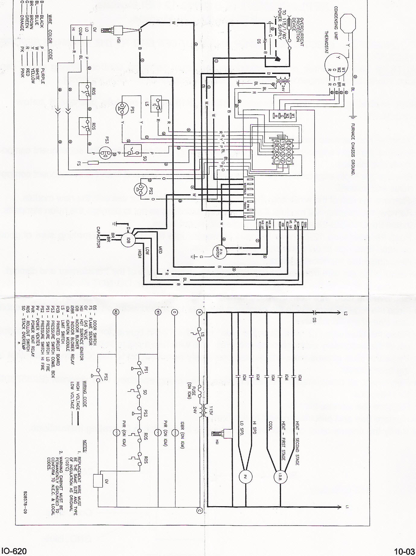 80Uhg Lennox Furnace Wiring Diagram | Wiring Diagram - Furnace Control Board Wiring Diagram