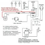 8N 12 Volt Conversion Wiring Diagram 1 Wire   Wiring Diagram Explained   12 Volt Alternator Wiring Diagram