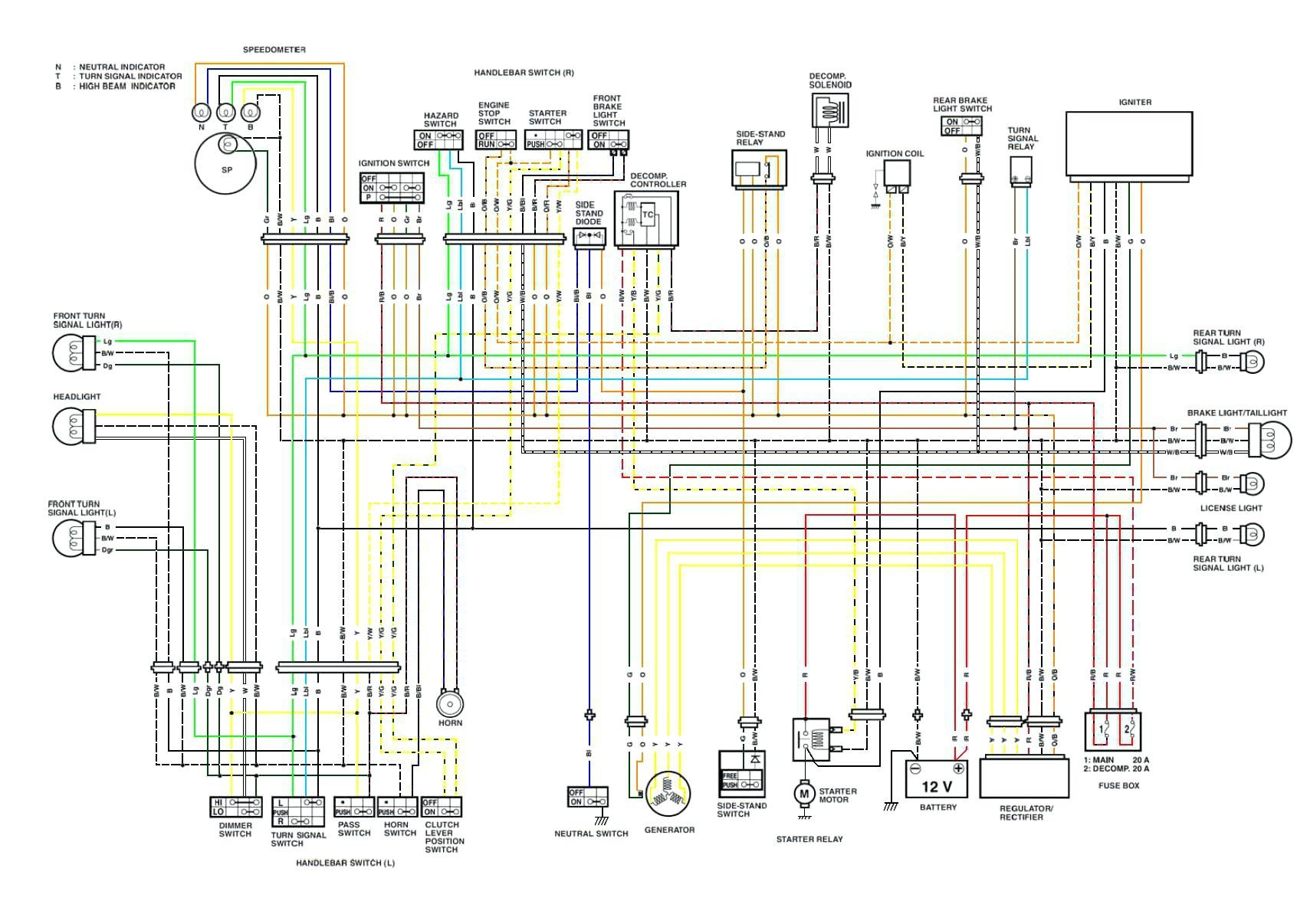8N Ford Tractor Wiring Diagram 6 Volt from annawiringdiagram.com