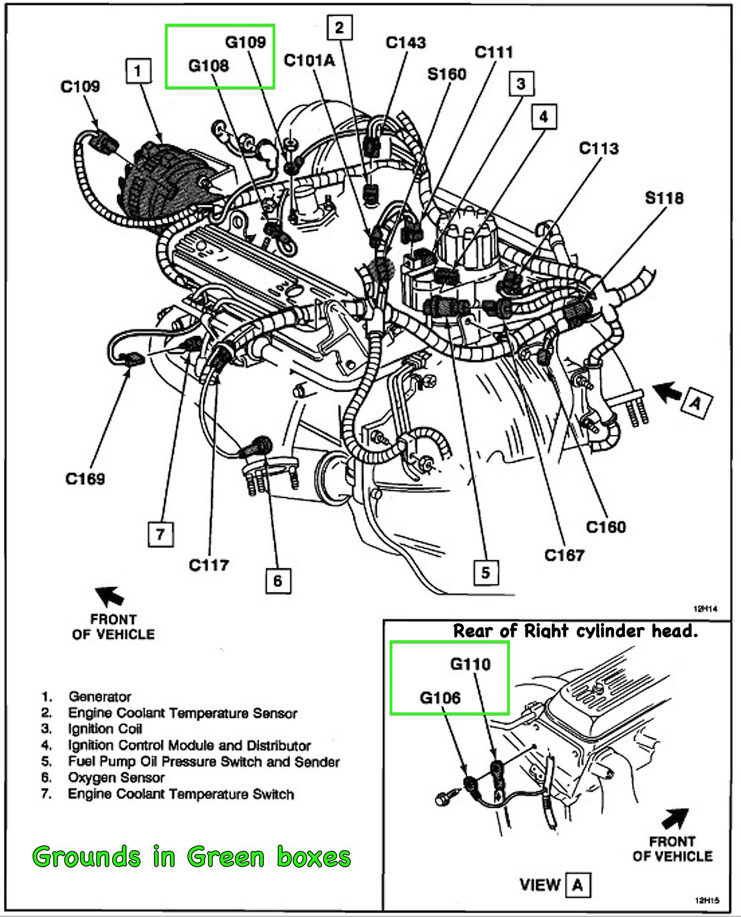 92 Gm Tbi Wiring Harness Diagram | Manual E-Books - Tbi Wiring Harness Diagram