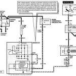 94 Ford Ranger Alternator Wiring Diagram | Wiring Diagram   Alternator Wiring Diagram