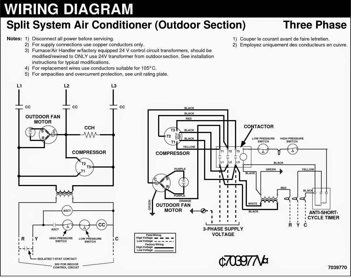 Auto Ac Compressor Wiring Diagram