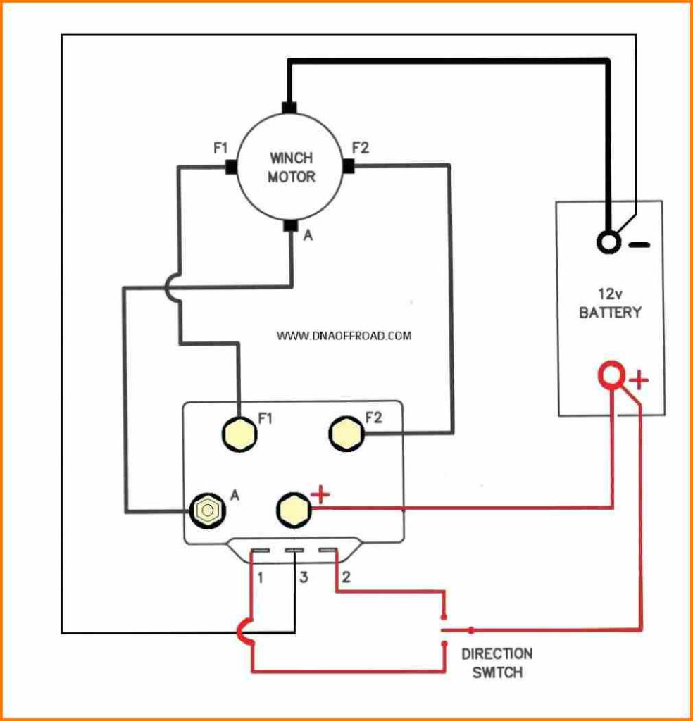 A2000 Winch Rocker Switch Wiring Diagram - Wiring Data Diagram - Warn Winch Wiring Diagram