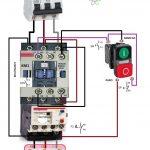 Ac Blower Motor Wiring Diagram Furthermore 3 Phase Star Delta Motor   3 Phase Motor Starter Wiring Diagram