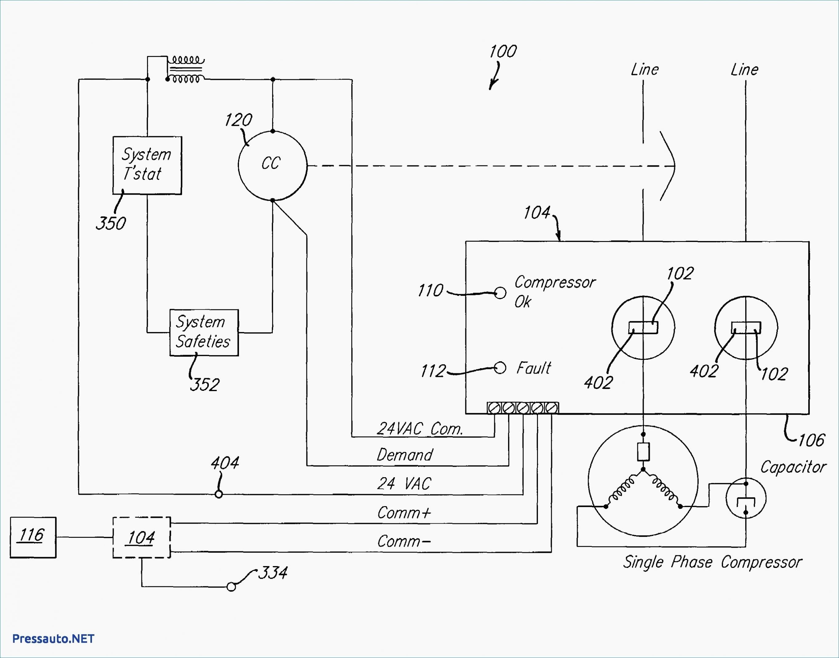 Ac Condenser Wiring Diagram | Schematic Diagram - Ac Condenser Wiring Diagram