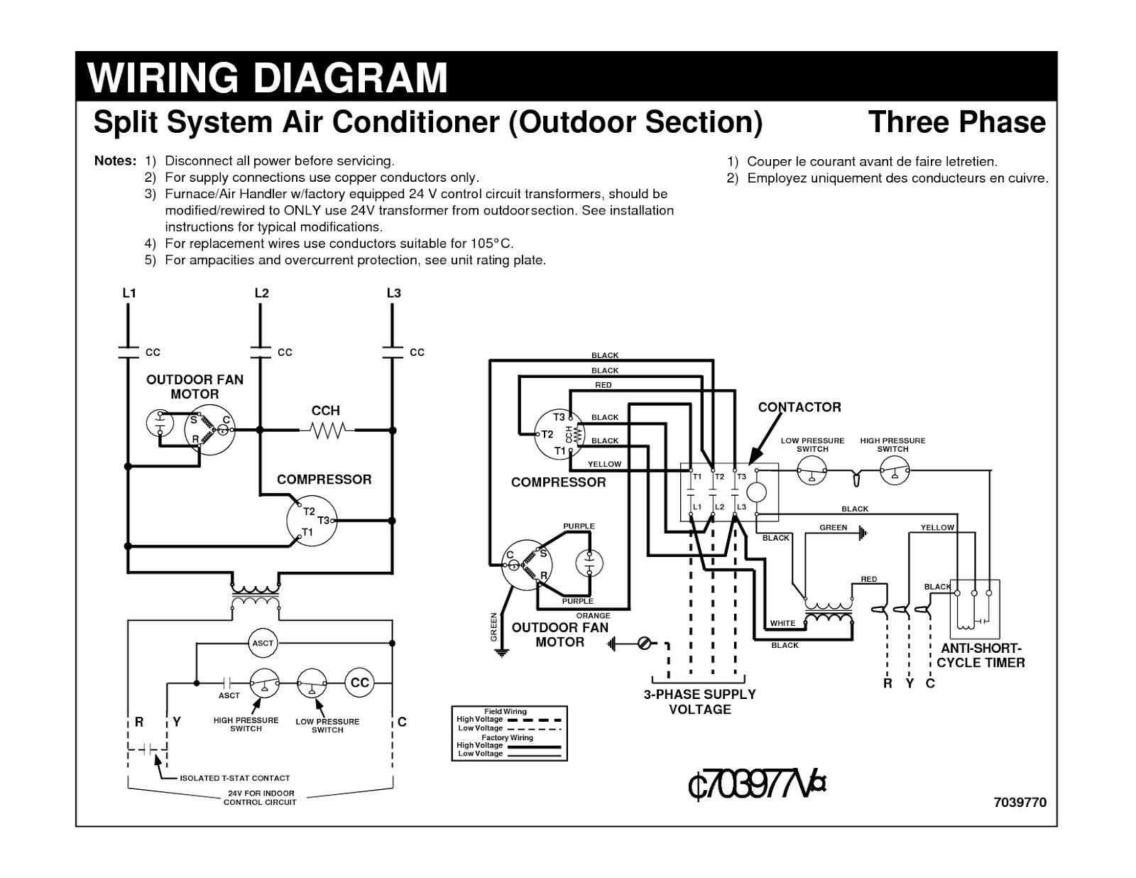 Ac Hvac Wiring | Wiring Diagram - Hvac Wiring Diagram