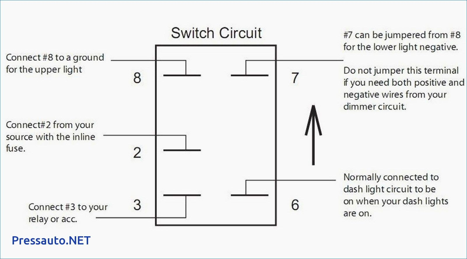 Ac Rocker Switch Wiring - Data Wiring Diagram Today - 8 Pin Rocker Switch Wiring Diagram