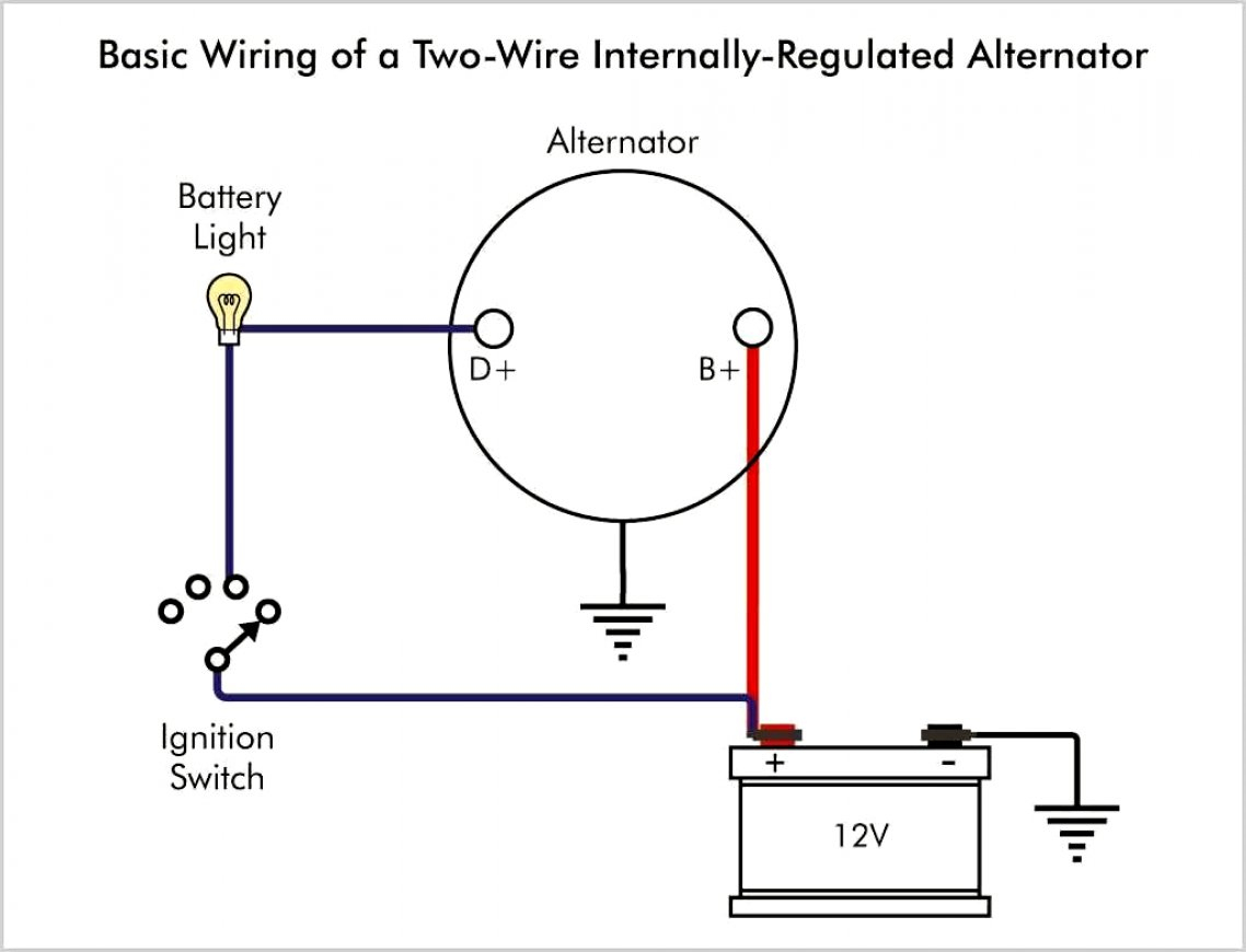 Acdelco 3 Wire Gm Alternator Wiring | Wiring Diagram - Delco Alternator Wiring Diagram