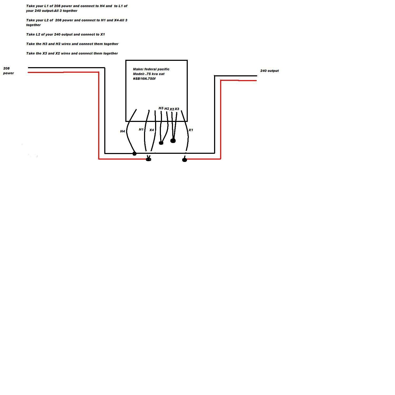 Acme Buck Boost Transformer Wiring - All Wiring Diagram Data - Buck Boost Transformer Wiring Diagram