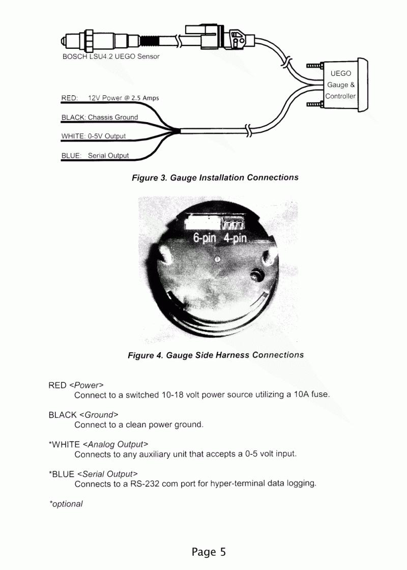 Aem Wideband Wiring Diagram   Manual E-Books - Aem Wideband Wiring Diagram