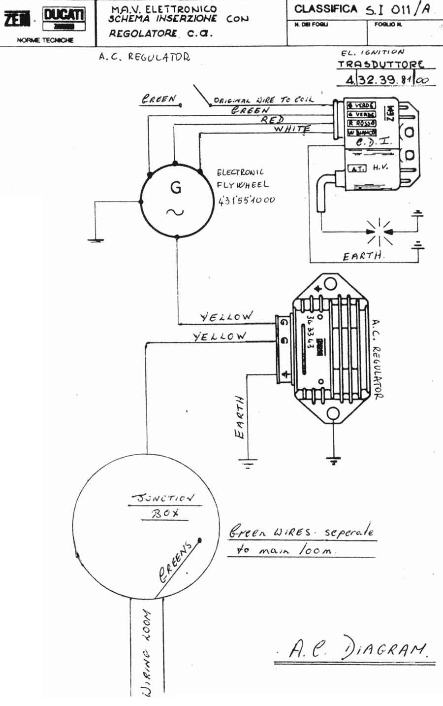 Af Rayspeed Ltd - Scooter Sales, Service, Repairs, Customising - Scooter Ignition Switch Wiring Diagram