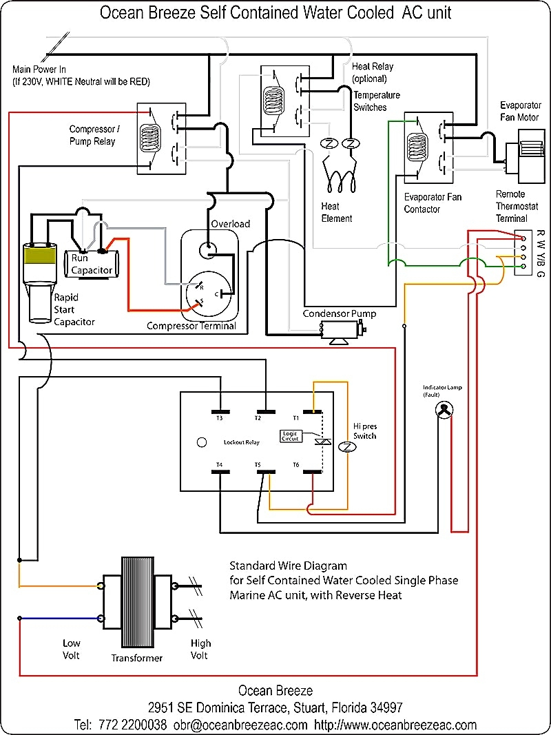 Air Handler Fan Relay Wiring Diagram | Free Wiring Diagram - Air Handler Fan Relay Wiring Diagram