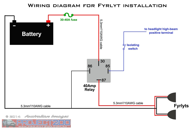 Air Horn Relay Wiring Diagram - Wiring Diagram Data - Air Horn Wiring Diagram