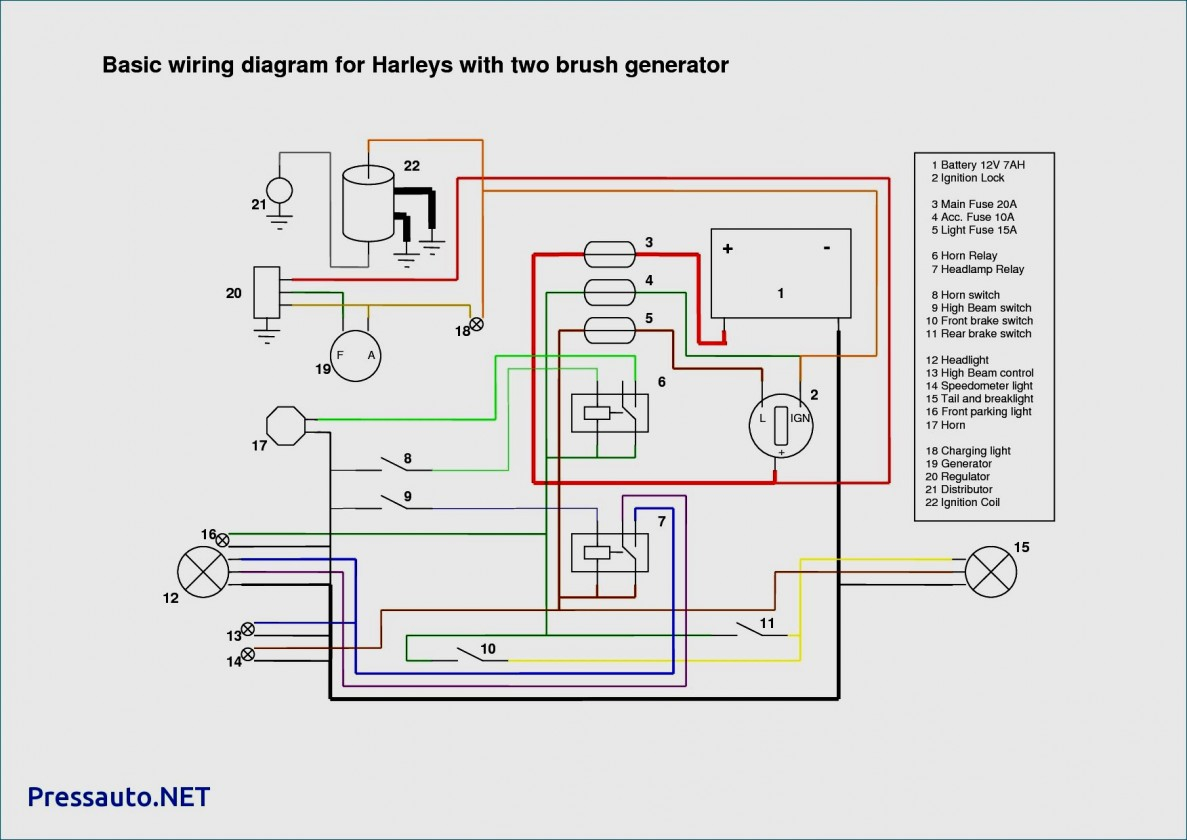 Amazing Of Harley Ignition Switch Wiring Diagram Library - Harley Ignition Switch Wiring Diagram