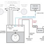 Amplifier Wiring Diagrams: How To Add An Amplifier To Your Car Audio   Kicker Amp Wiring Diagram
