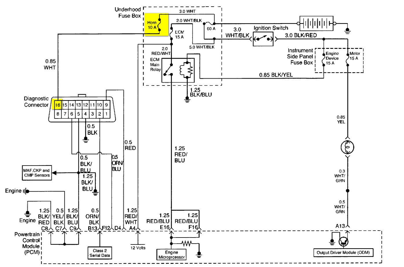 Audi Obd Wiring | Wiring Diagram - Data Link Connector Wiring Diagram