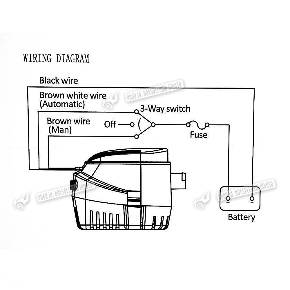 Automatic Bilge Pump Wiring Diagram - Wiring Diagrams Hubs - Bilge Pump Wiring Diagram