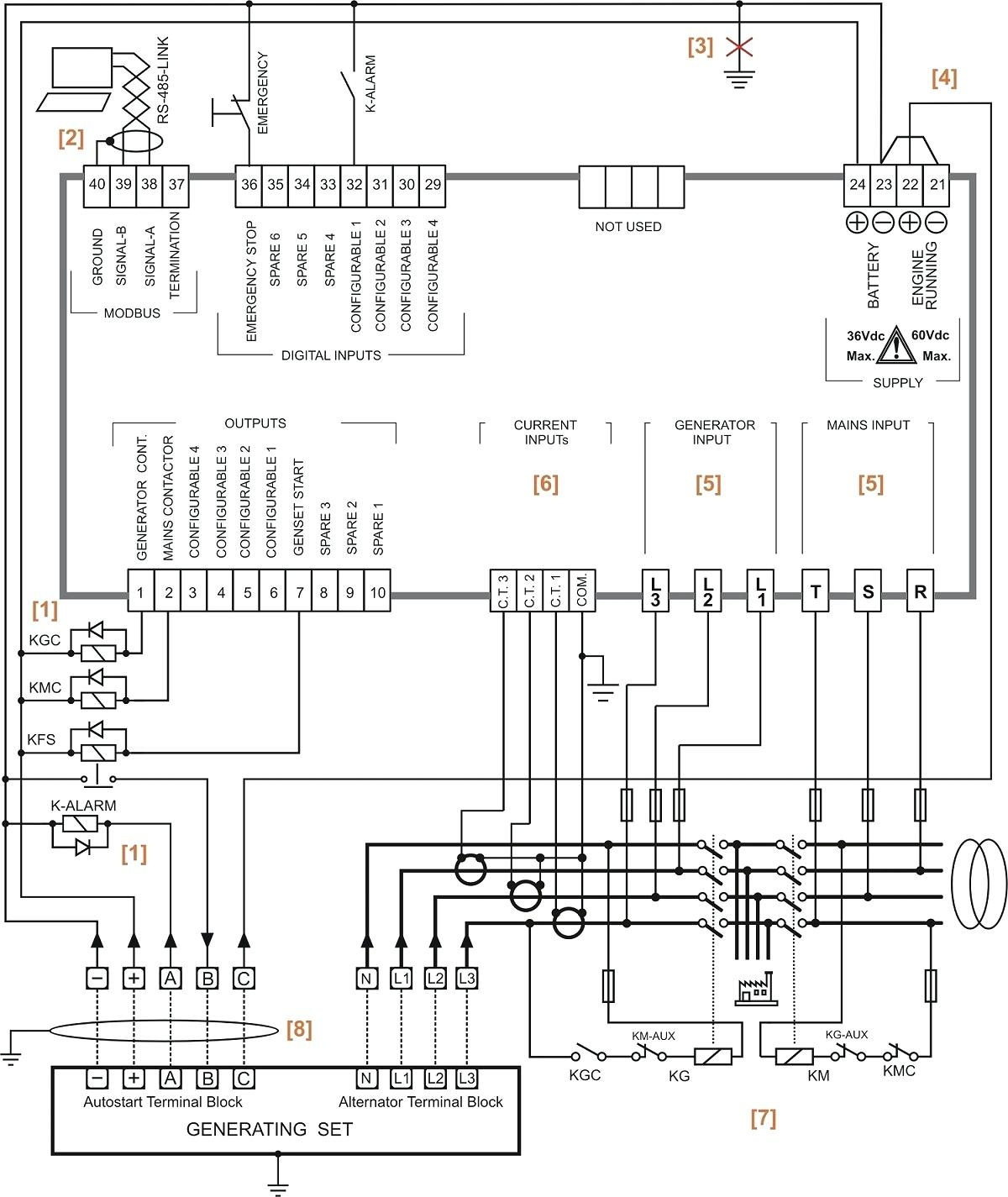 Automatic Transfer Switch Wiring Diagram Free - Simple Wiring Diagram - Rv Automatic Transfer Switch Wiring Diagram