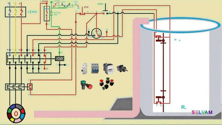 Single Phase House Wiring Diagram